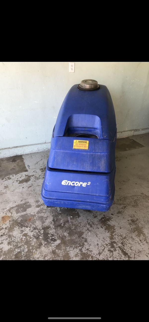 American Lincoln floor scrubber 32'