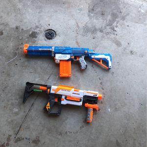 2 Nerf Guns for Sale in Dana Point, CA