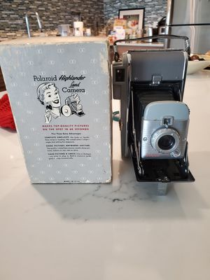 Antique Camera for Sale in Silver Spring, MD