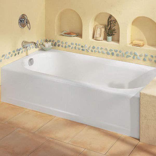 American Standard Princeton Bathtub RT Side Drain