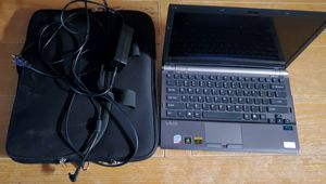 Sony Laptop with Bag for Sale in Dallas, TX