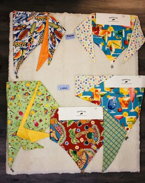 Reversible Doggie Bandanas for Sale in Virginia Beach, VA