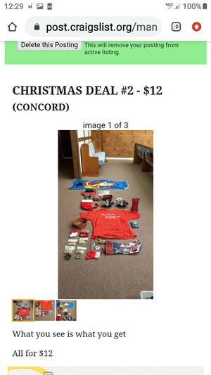 CHRISTMAS DEAL #2 for Sale in Lynchburg, VA