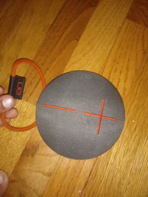Ue 3 bluetooth water proof speaker for Sale in New Haven, CT