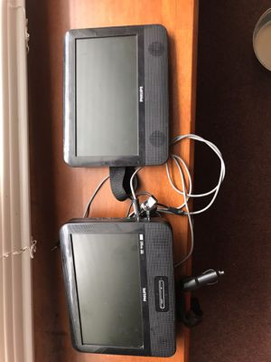 Philips automotive portable DVD player for Sale in Fircrest, WA