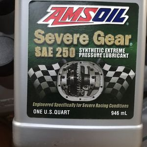 Ams oil high performance rearends for Sale in Riverside, CA