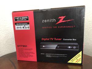 Zenith Digital TV tuner for Sale in Oceanside, CA