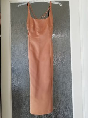 Dress Nicole Miller Copper/Bronze for Sale in Carlsbad, CA