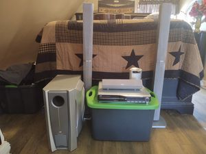 JVC DVD/blue ray digital home theater system for Sale in Hermon, ME