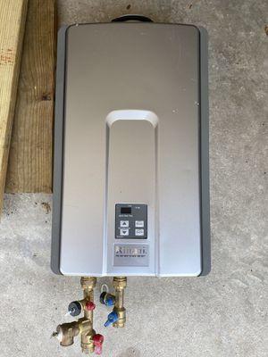 Rinnai RL75 tankless water heater (natural gas) for Sale in Virginia Beach, VA