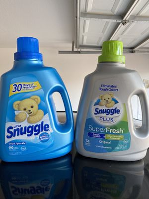 $4 Each Snuggle 75 Oz Firm!Pick Up Only Vegas Dr and Rainbow for Sale in Las Vegas, NV