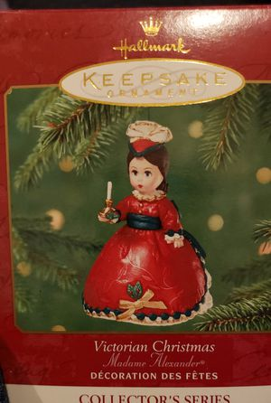 Victorian Christmas,Hallmark Keepsake Ornament for Sale in Port Orchard, WA