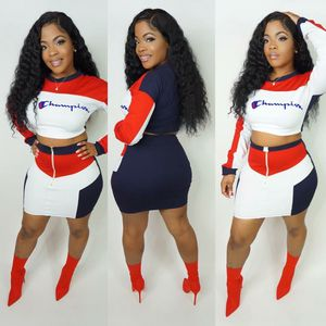 Large Champion two piece skirt set for Sale in St. Petersburg, FL