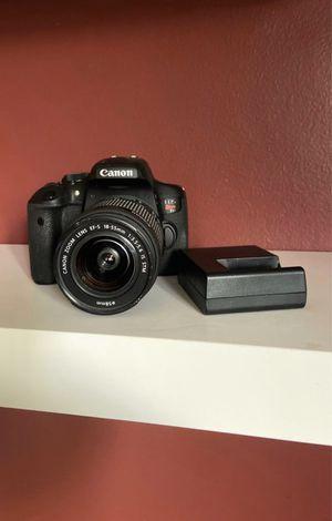 Canon T6i Camera for Sale in Los Angeles, CA