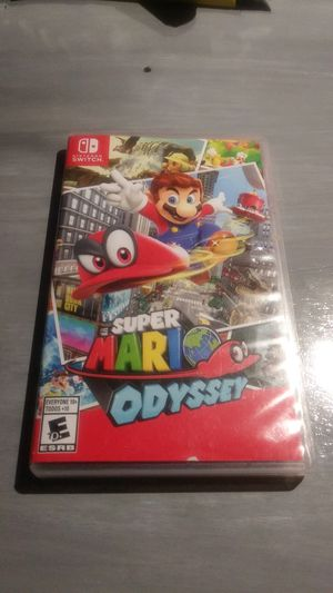 Super Mario Odyssey for Sale in Flossmoor, IL