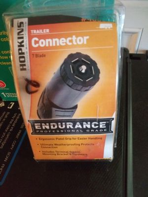 Trailer connector for Sale in Augusta, GA