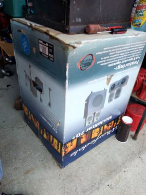 Wharfedale home movie theatre sound system 6 speakers! for Sale in Crestwood, IL