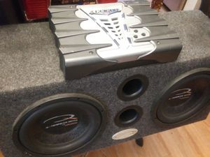 """10"""" subwoofers for Sale in New Brunswick, NJ"""