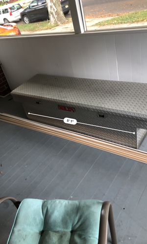 Delta truck tool box for Sale in Florence Township, NJ