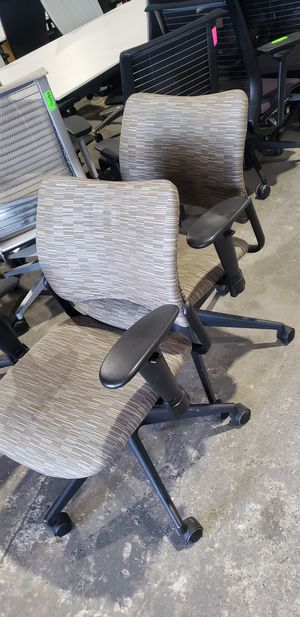 OFFICE CHAIRS AVAILABLE EACH!!!!.... for Sale in Houston, TX