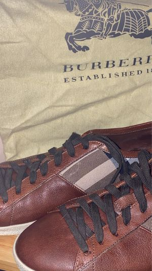 Men's Burberry shoes for Sale in Chapel Hill, NC