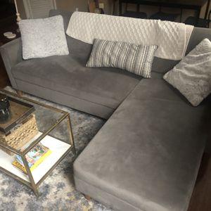 Kayden Reversible Sleeper Sectional for Sale in Philadelphia, PA