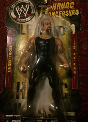 Wwe action figure for Sale in Arvada, CO