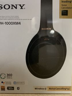 #56 Sony Wireless Noise Cancelling Stereo Headset WH-1000XM4 for Sale in Hudson,  OH