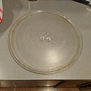 Microwave Glass Turntable Tray / Plate for Sale in Long Beach, CA