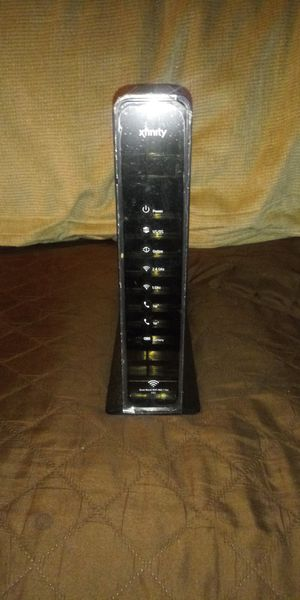 Arris TG1682G Touchstone Telephony Gateway Wireless Router for Sale in Orlando, FL