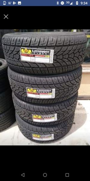 "LIONHART TIRES - BRAND NEW All Sizes In Stock 14"" 15"" 16"" 17"" 18"" 20"" 22"" 24"" 26"" 14"" Pricing Starting @ $39 Ea for Sale in Huntington Beach, CA"