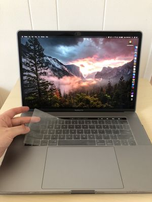 """MacBook Pro 15"""" with touchbar 2.9 GHz i7 for Sale in Clifton, NJ"""