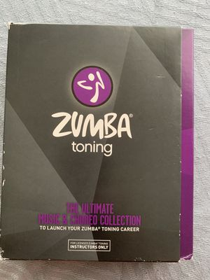 Zumba instructors course DVD and CD for Sale in Kissimmee, FL