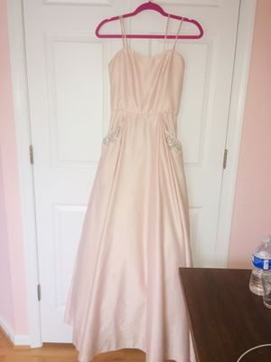 Pretty In Pink Prom Dress from David's Bridal for Sale in Baltimore, MD