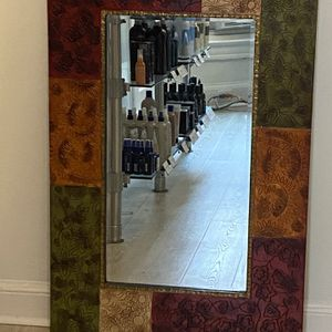 Wood framed mirror. for Sale in Washington, DC