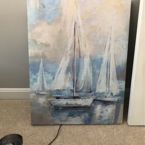 Sail Boats Painting for Sale in Falls Church, VA