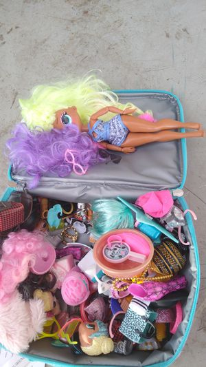 Tons of LOL accessories and some dolls 60 for everything for Sale in Stockton, CA