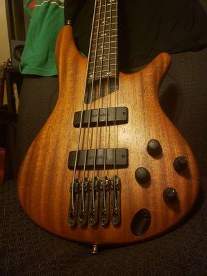 Ibanez Prestige sr3005 Japanese bass guitar for Sale in Stockbridge, GA