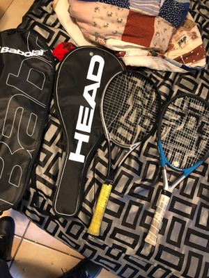 Tennis Rackets for Sale in Hercules, CA