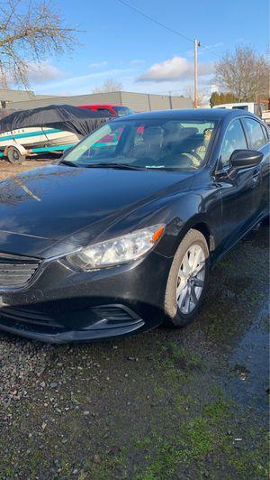 2015 Mazda Mazda6 for Sale in Woodburn, OR