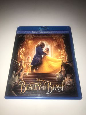 Disney's Beauty & The Beast Blu-ray DVD for Sale in Corona, CA