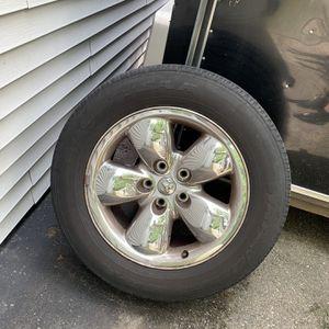 "Dodge 20"" Factory Wheel for Sale in Warwick, RI"