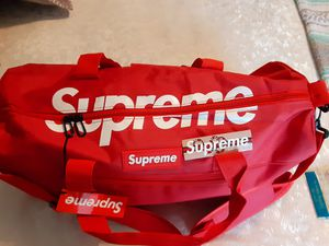 Supreme Duffle Bag NEW for Sale in Upland, CA