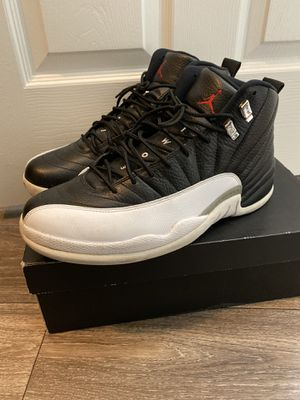 Jordan 12 playoffs for Sale in Euless, TX