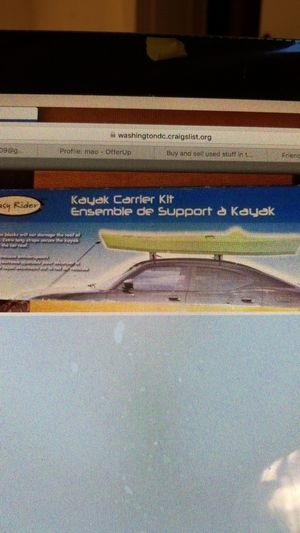 New kayak carrier kit for Sale in Silver Spring, MD