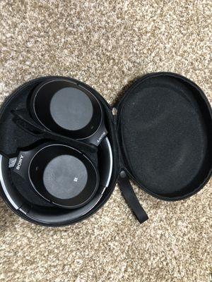 Sony Noise cancelling headphones for Sale in Lehi, UT
