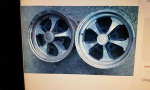 Keystone classic mag wheels rims Jim Chevelle Camaro GTO Skylark Cutlass for Sale in St Louis, MO