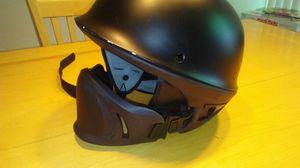 Barley used Bell motorcycle helmet size mediam for Sale in Denver, CO