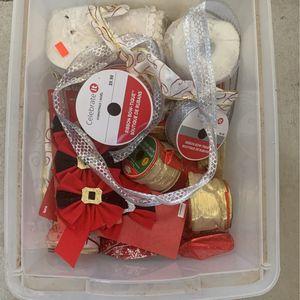 Christmas Ribbon for Sale in Escalon, CA