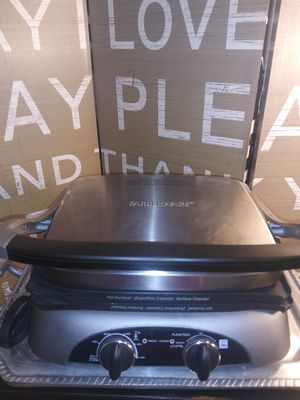 Hamilton Beach griddle press and panini maker for Sale in West Palm Beach, FL